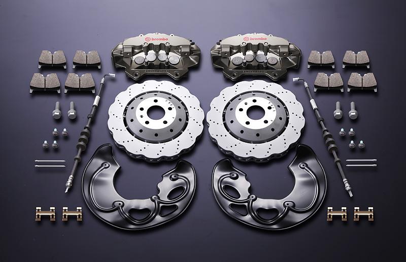 imic brembo :  AUDI - Brake Kit