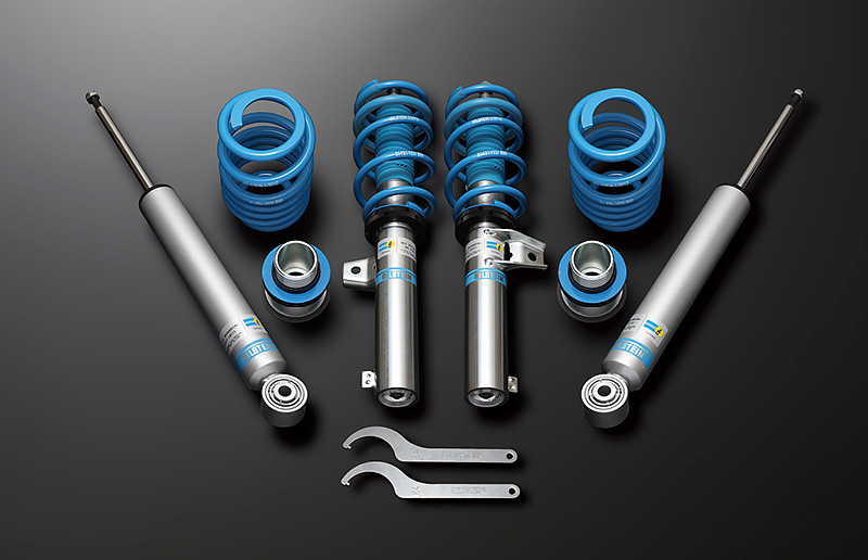 imic BIL plus :  AUDI - Suspension Kit